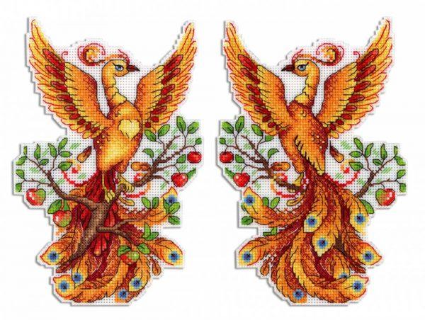 Набор для вышивания Жар-Птица «Огненная птица»