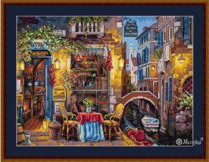 Набор для вышивания Мережка «Волшебная Венеция»
