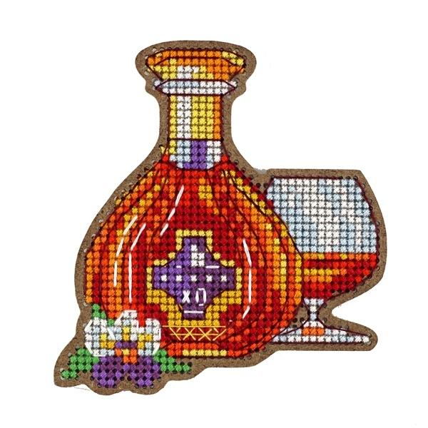 Набор для вышивания Дивная вишня «Х.О.» ВВ-134