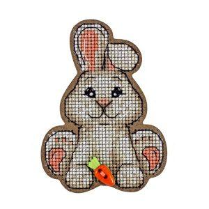 Набор для вышивания Дивная вишня «Крольчонок» ВВ-157