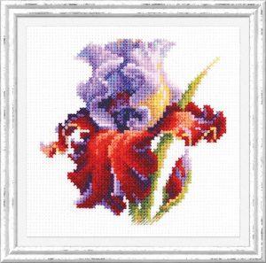 Набор для вышивания Чудесная игла «Ирис» 150-011