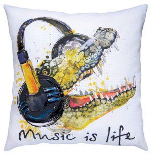 Набор для вышивки крестом RTO «Музыка-жизнь 2»