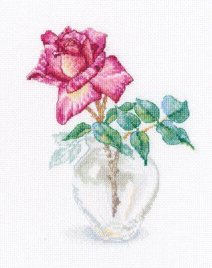 Набор для вышивки крестом RTO «Совершенство»