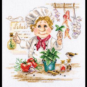 Набор для вышивания Алиса «Шеф-повар»