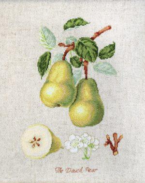 Набор для вышивания крестом LUCA-S «Груши»