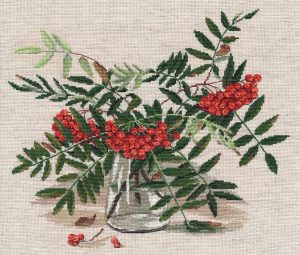 Набор для вышивания Овен «Рябинушка» 1291ov