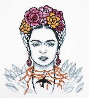 Набор для вышивания Марья Искусница «Фрида»