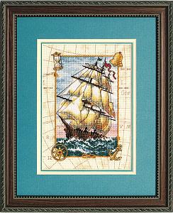 Набор для вышивания DIMENSIONS «Морской вояж»