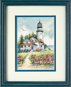 Набор для вышивания DIMENSIONS «Живописный маяк»