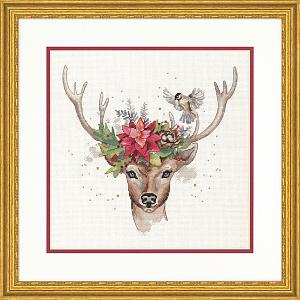 Набор для вышивания DIMENSIONS «Лесной олень»