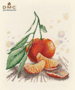 Набор для вышивания Овен «Мандаринка» 1312ov