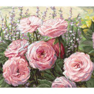 Набор для вышивания крестом Letistitch «Летнее Цветение» Summer Bloom LETI.952