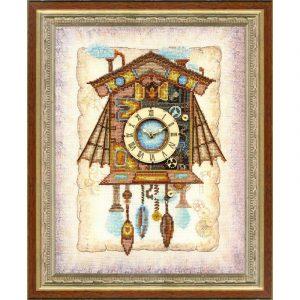 Набор для вышивки крестиком Чарiвна Мить «Интрига времени» РК-094