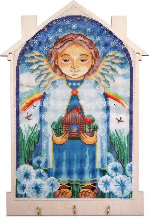 Набор для вышивания с пришивной рамкой Марья Искусница «Хранитель» 22.002.08