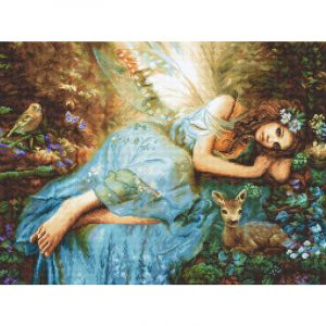 Набор для вышивания крестом Letistitch «Spring Fairy» LETI.960