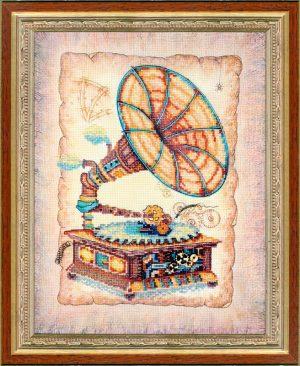 Набор для вышивки крестиком Чарiвна Мить «Эхо прошлого» РК-086