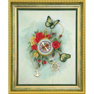 Набор для вышивки крестиком Чарiвна Мить «Путь домой» РК-099