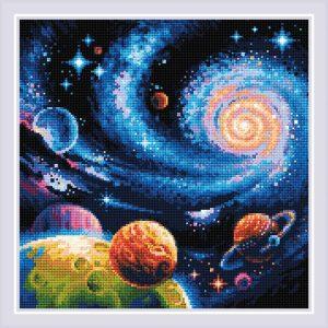 Алмазная мозаика Риолис «Иные миры» АМ0047