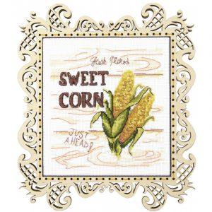 Набор для вышивки крестиком Чарiвна Мить «Сочные овощи» ЧМ.М-413