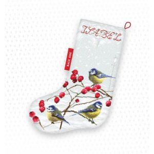 Набор для вышивания крестом Letistitch «Christmas Stocking» LETI.949