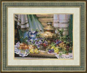 Набор для вышивания Золотое Руно «Осеннее изобилие» СЖ-057