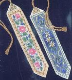 Набор для вышивки крестом Dimensions «ЭЛЕГАНТНЫЕ ЗАКЛАДКИ» DMS-06783