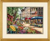Набор для вышивки крестом Dimensions «Рынок в Париже» DMS-35256