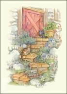 Набор для вышивки крестом Dimensions «Садовые ступеньки» DMS-70-35362