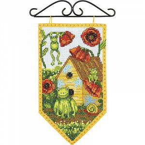 Набор для вышивки крестом Dimensions «ЛЕТО» DMS-72-74134