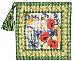 Набор для вышивания чехла для игл Le Bonheur Des Dames «Pique aiguille ete» 3453
