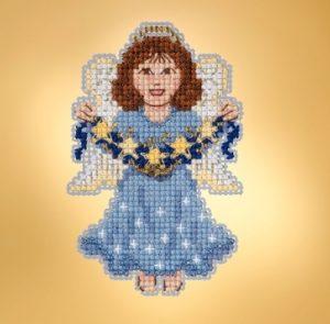 Набор для вышивания бисером MILL HILL «Небесный ангел» MH181636
