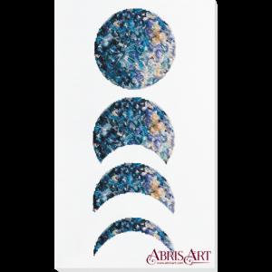 Набор для вышивки бисером Абрис Арт «Фазы Луны» AB-772-01