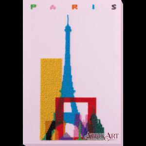 Набор для вышивки бисером Абрис Арт «Новый Париж» AB-765