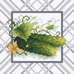 Алмазная мозаика Brilliart (М.П.Студия) «Только с грядки» МС-012