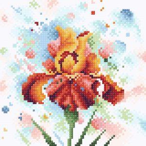 Алмазная мозаика Brilliart (М.П.Студия) «Страстное очарование» МС-038