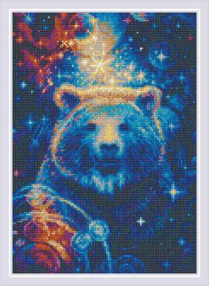 Алмазная мозаика Риолис «Большая медведица» АМ0050