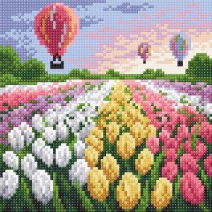 Алмазная мозаика Brilliart (М.П.Студия) «Вечер в Голландии» МС-023