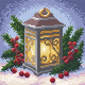 Алмазная мозаика Brilliart (М.П.Студия) «Огонь надежды» МС-025