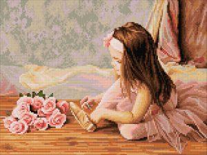 Алмазная мозаика Фрея «Первое выступление» ALVA-02