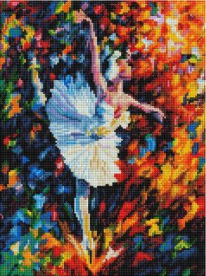 Алмазная мозаика на подрамнике Белоснежка «Танец души» 527-ST-S