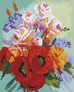 Алмазная мозаика на подрамнике Белоснежка «Радость утра» 536-ST-S
