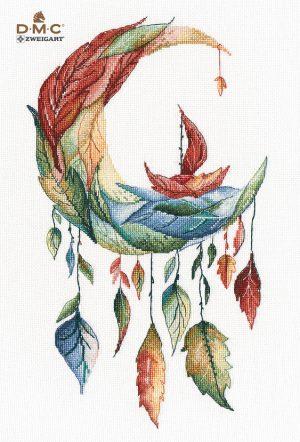 Набор для вышивания крестом Овен «Осенние сны» ov1357