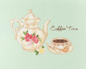 Набор для вышивки крестом Xiu crafts «Перерыв на кофе» 2032001