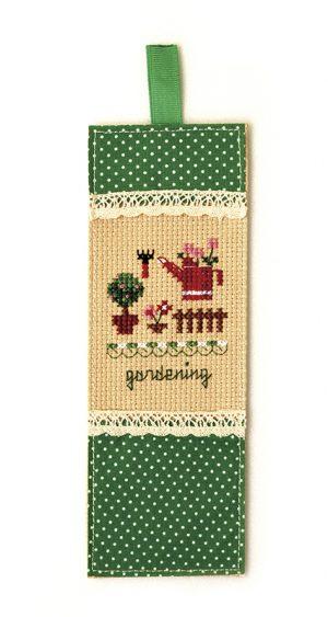 Набор для вышивки закладки Xiu crafts «Мой сад» 2871204