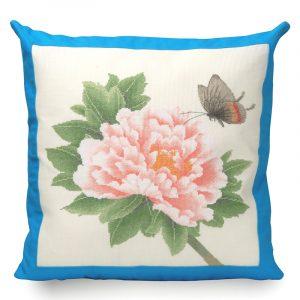 Набор для вышивания подушки Xiu crafts «Пион и бабочка» 2870304