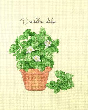 Набор для вышивки крестом Xiu crafts «Жизнь растений» 2032006
