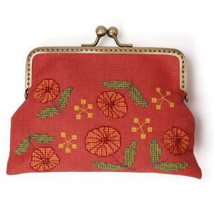 Набор для вышивки сумки Xiu crafts «Восхищаюсь цветами» 2860302