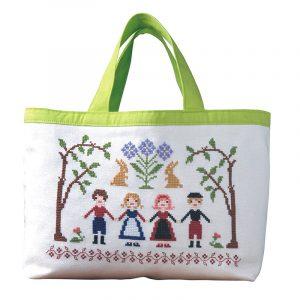 Набор для вышивки сумки Xiu crafts «Восхищаюсь цветами» 163796