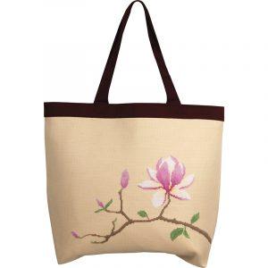 Набор для вышивки сумки Xiu crafts «Орхидея» 2860201