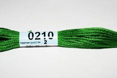 Мулине Гамма травяной 0210